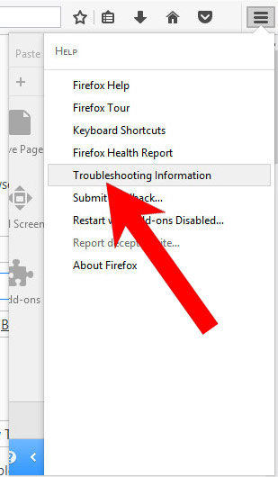 mozilla-troubleshooting How to remove yourfine2upgradesfree.best